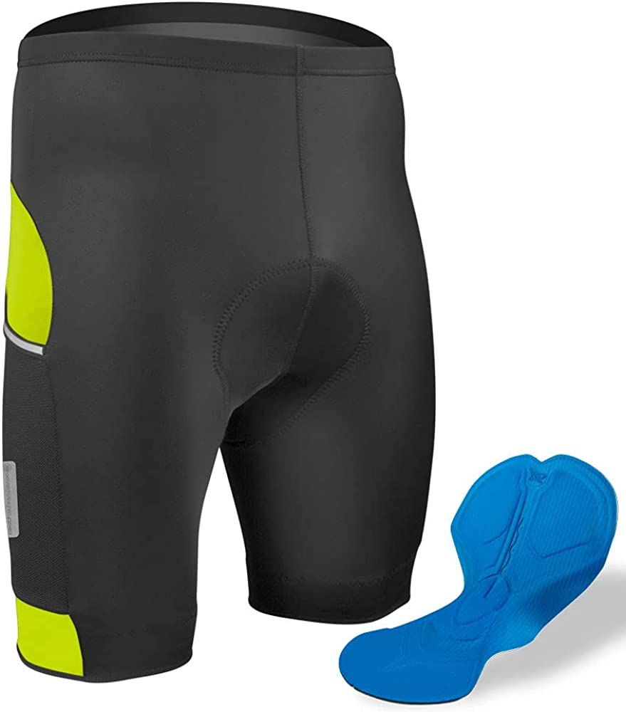 Aero Tech Financial sales sale All Day Cycling Side Pockets Shorts with Reflective 2021 autumn and winter new