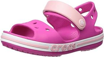 Crocs Kids' Boys and Girls Bayaband Sandal
