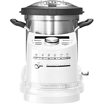 KitchenAid 5KCF0103EFP/1 Artisan Cook Processor, frosted pearl