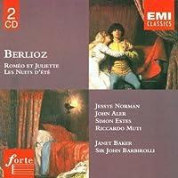 Berlioz: Rom茅o et Juliette / Nuits d'茅t茅 by Janet Baker (2004-01-01)
