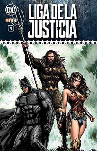 Liga de la Justicia: Coleccionable semanal (O.C.): Liga de la Justicia: Coleccionable semanal núm. 04 (de 12)
