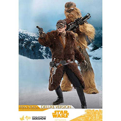 1:6 Han Solo Deluxe - Solo: A Star Wars Story - Hot Toys HT903610