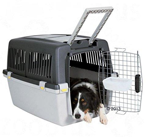 Stabile Hundehütte Gulliver–Ideal fürs Reisen mit dem Hund im Flugzeug, Zug oder Auto