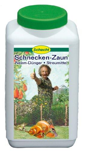 Schacht Schneckenzaun 1,5 kg