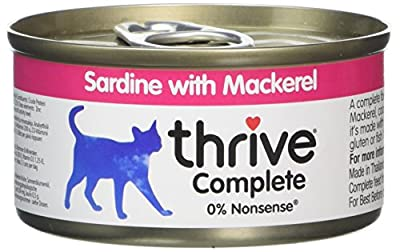 Thrive Cat Food Complete ,