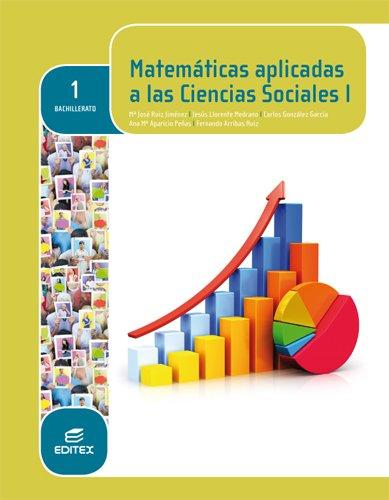 Matemáticas aplicadas a las Ciencias Sociales I 1º