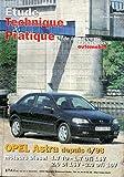 Revue Technique Automobile N° 646 Opel Astra depuis 4/98 Diesel 1.7 et 2.0 td dti et 16 v