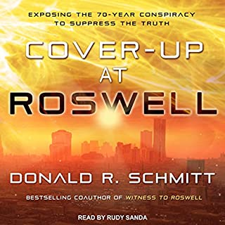 Cover-Up at Roswell cover art