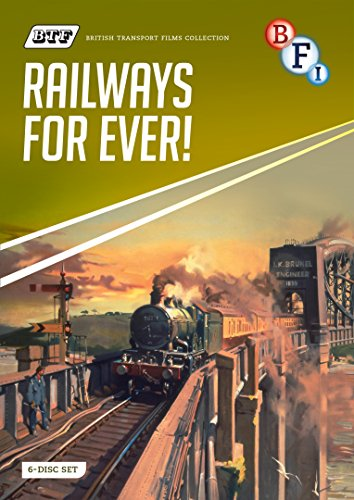 British Transport Films Collection Two: Railways For Ever! [6-Disc DVD Set] [UK Import]