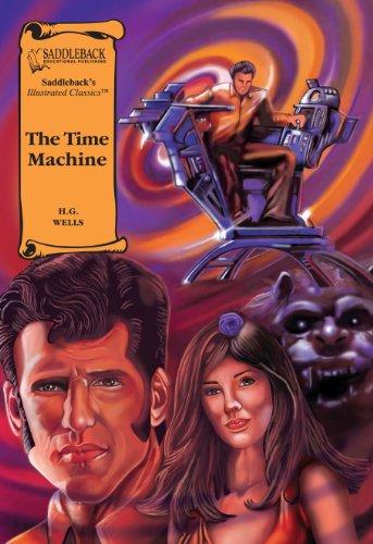 The Time Machine Graphic Novel (Saddleback