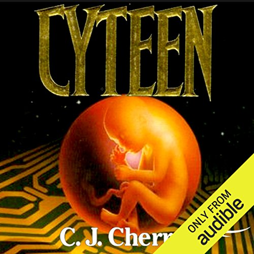 Cyteen audiobook cover art