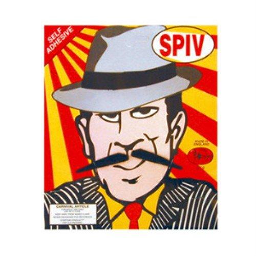 SPiV moustache noire [Jouet]