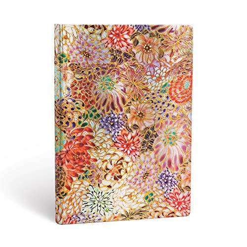 Paperblanks - Michiko-Miniaturen Kikka - Notizbuch Midi Liniert