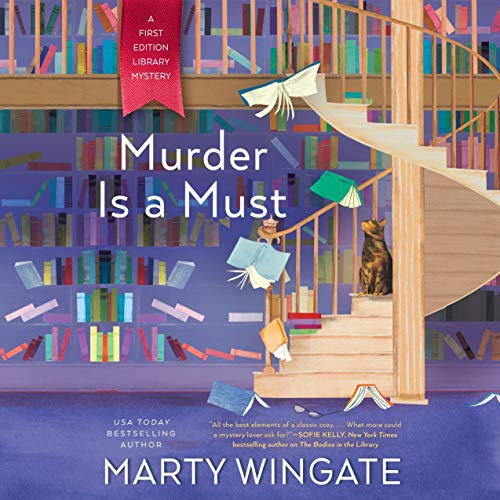 『Murder Is a Must』のカバーアート