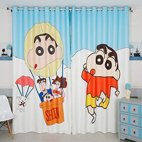 cortinas habitacion pequeña