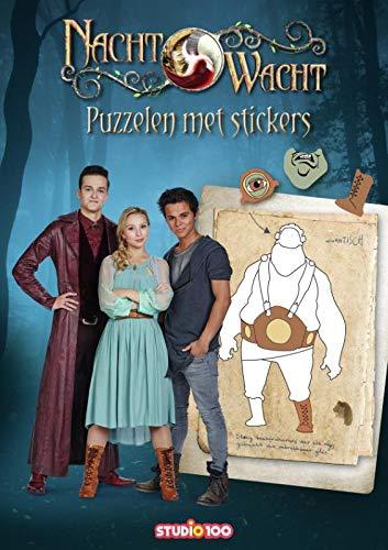 Nachtwacht : Doeboek - Puzzelen met stickers