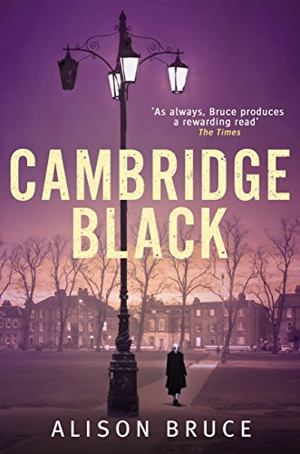 Cambridge Black (Dc Gary Goodhew 7) by [Alison Bruce]