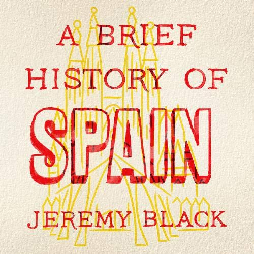 A Brief History of Spain cover art