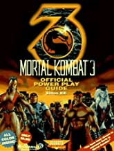 Mortal Kombat 3 Official Power Play Guide (Secrets of the Games Series)