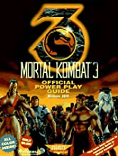 Mortal Kombat 3 Official Power Play Guide (Secrets of the Games Series.)