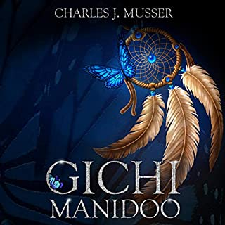 Gichi Manidoo audiobook cover art
