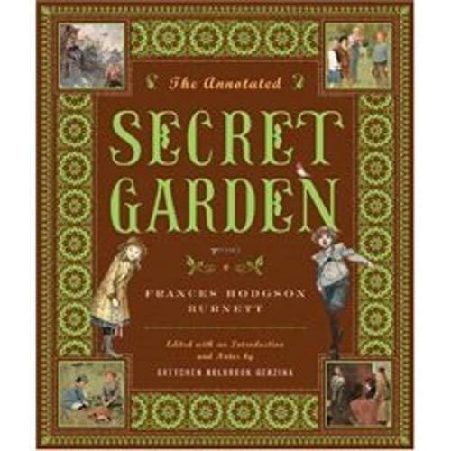 Annotated Secret Garden: 0