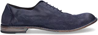 PANTANETTI Luxury Fashion Mens 11507BLUE Blue Lace-Up Shoes | Season Outlet