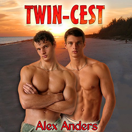 Twin-cest audiobook cover art
