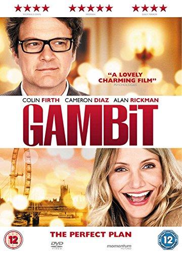 Gambit [DVD] [2017]