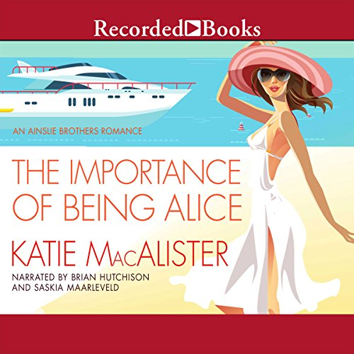 The Importance of Being Alice cover art