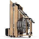 LSQR Máquina De Remo para Uso Doméstico Máquina De Remo De Interior De Madera Equipos De Fitness para El Hogar para Gimnasio En Casa, Cardio Y Entrenamiento De Fuerza