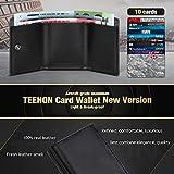 Zoom IMG-1 portafoglio uomo porta carte di