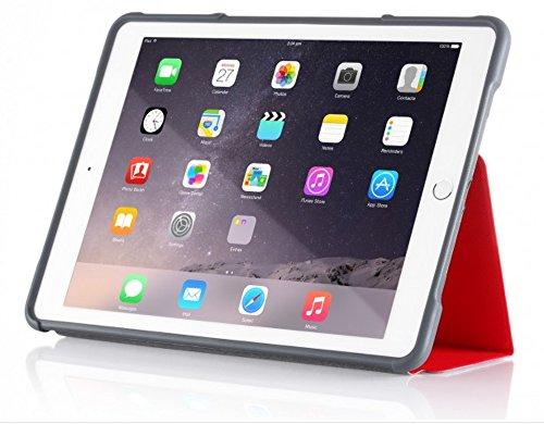 STM Dux iPad Air 2 Rouge Rojo