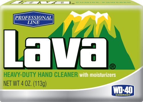 Lava Heavy-Duty Hand Cleaner with Moisturizers, Professional...