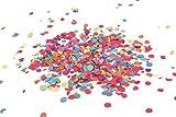 amscan–6521–Bolsita de Confeti Papel–Modelo Aleatorio
