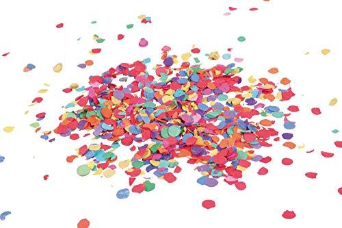 Amscan 6522 - Konfetti aus Papier, 150 g, bunt, Streudeko, Tischdekoration, Karneval, Geburtstag