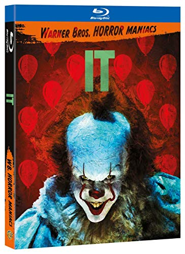 It (2017) - WARNER BROS. HORROR MANIACS (Blu Ray)