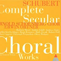 Schubert: Secular Choral