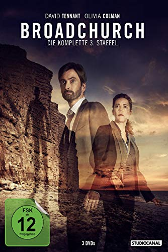 Broadchurch - Staffel 3 (3 DVDs)