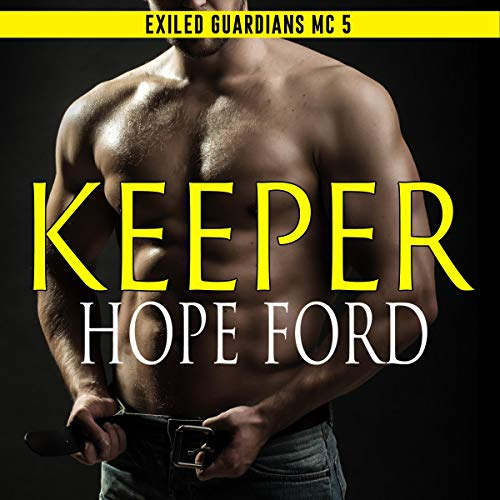 Keeper Audiobook By Hope Ford cover art