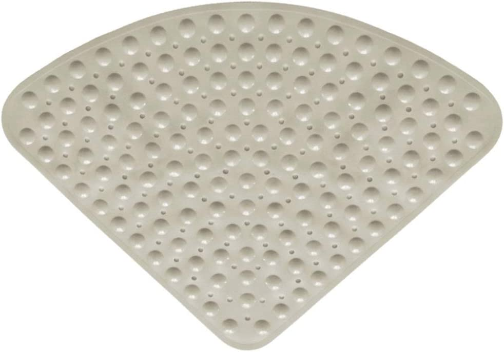 LIUDINGDING Fan-Shaped Shower Ranking TOP4 Limited time cheap sale Room Mat Bath Anti Foot Toilet