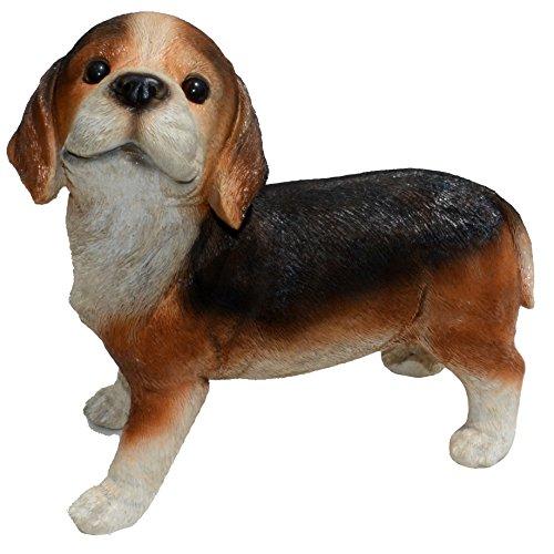 Michael Carr Designs 80096 Nosy-Beagle Puppy Statue, Medium