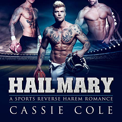 Hail Mary Audiobook By Cassie Cole cover art