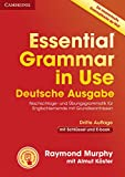 Essential Grammar in Use Book with Answers and Interactive ebook German Edition 3rd Edition - Raymond Murphy