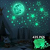 Best Glowing Stars - Glow in The Dark Stars Stickers, 435 PCS Review