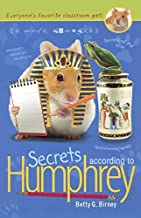 Secrets According To Humphrey (Turtleback School & Library Binding Edition) by Betty G. Birney (2015-01-22)