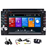 Double Din Android Car Navigation Stereo in Dash Android 9.0 Car Stereo