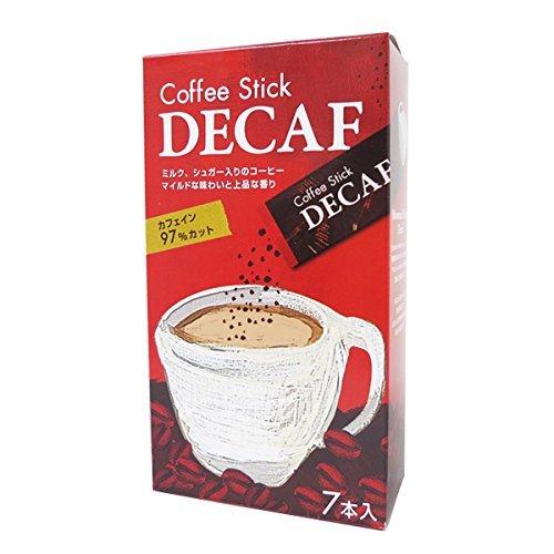 カルディ「コーヒースティックデカフェ」