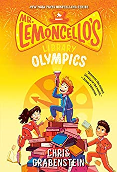 Mr. Lemoncello's Library Olympics by [Chris Grabenstein]