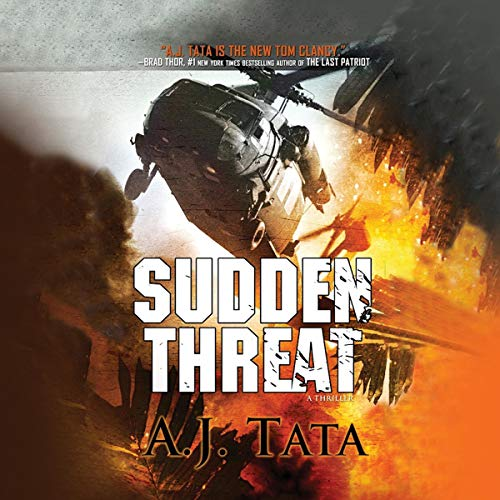 Sudden Threat  By  cover art